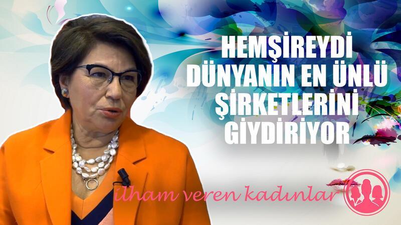 Hemşire Tülin Yazıcı iş kadını oldu, dünyanın en ünlü şirketlerini giydiriyor!