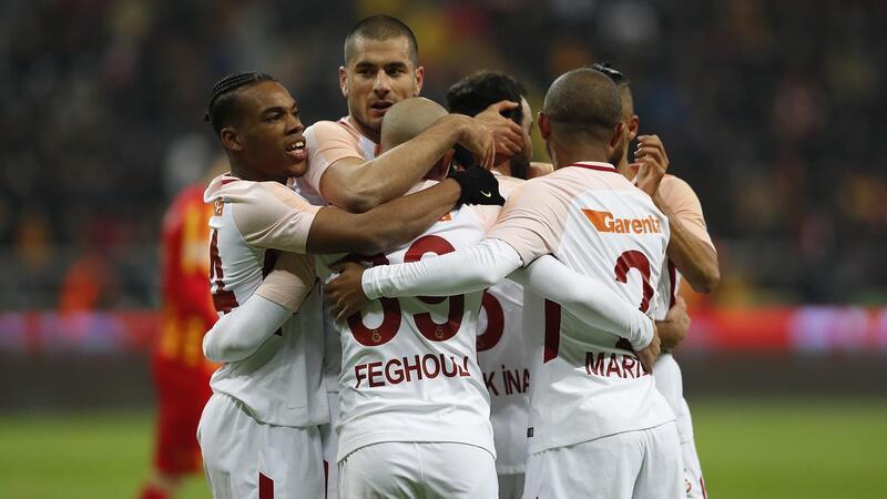 Galatasaray'ın orta saha sınavı.