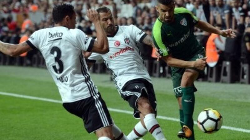 Bursa'nın savunma dengesizliği, Beşiktaş'ın avantajı
