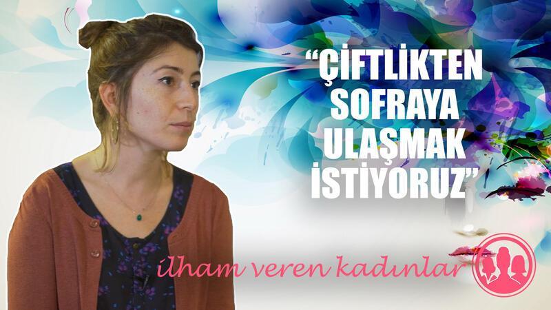 İkinci kuşak kadın girişimci Duygu Ece Aydın…