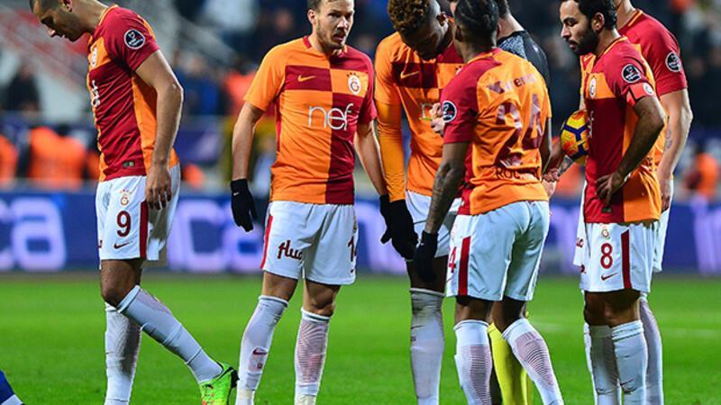 Galatasaray orijinal ayarlarına dönecektir!