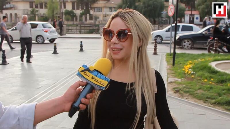 Kadınlara sorduk erkek olsaydınız nasıl bir erkek olurdunuz? | Sarı Mikrofon