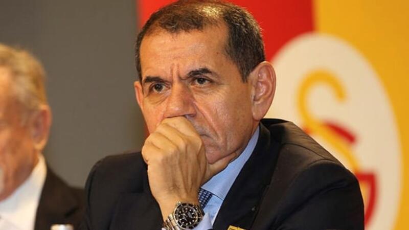 """""""Dursun Özbek'ten kazık yedim"""""""