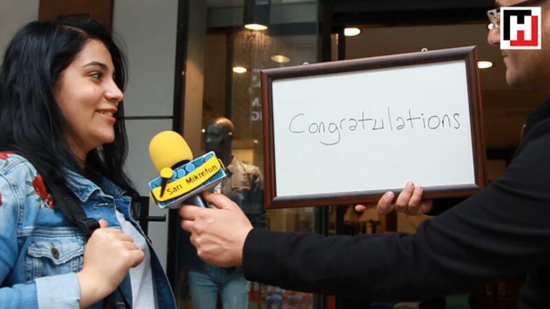 """""""Congratulations"""" kelimesi nasıl teleffuz edilir?"""