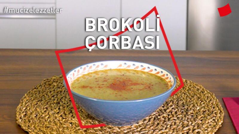 Brokoli Çorbası | Mucize Lezzetler