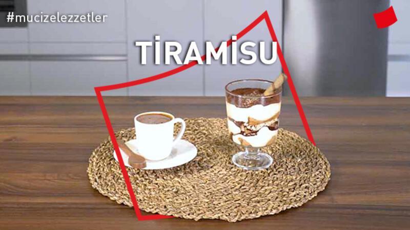 Tiramisu | Mucize Lezzetler