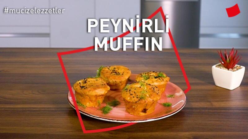 Peynirli Muffin | Mucize Lezzetler