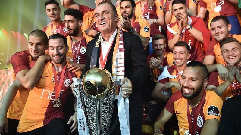 Spor Toto Süper Lig 2017-2018 Sezonu Şampiyonu Galatasaray