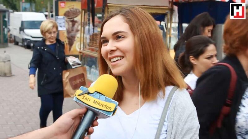 Sevgilinizin yakasında kadın saçı yakalasanız naparsınız? |Sarı Mikrofon