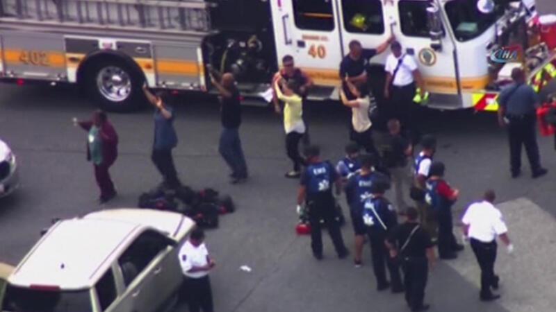 ABD'de gazeteye silahlı saldırı