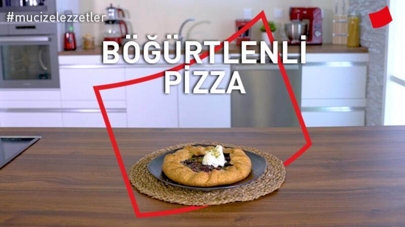 Böğürtlenli Pizza | Mucize Lezzetler