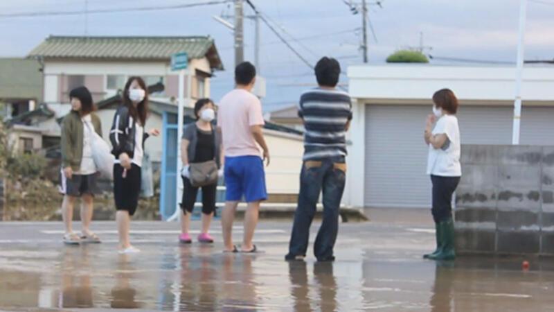 Japonya'da sel felaketi 156 can aldı
