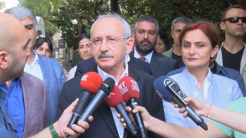 Kemal Kılıçdaroğlu'ndan kurultay açıklaması