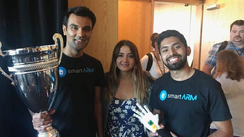 Microsoft'un uluslararası teknoloji yarışması 'Imagine Cup'
