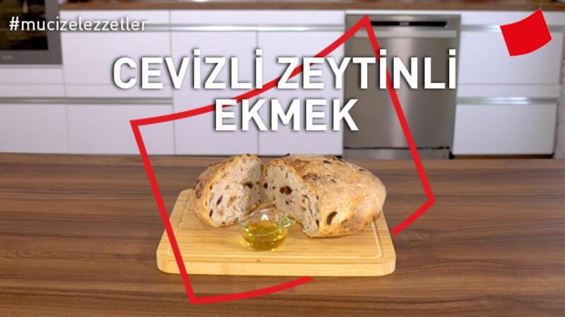 Cevizli Zeytinli Ekmek | Mucize Lezzetler