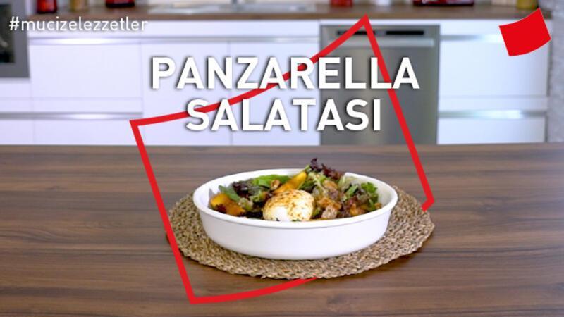 Panzarella Salatası | Mucize Lezzetler