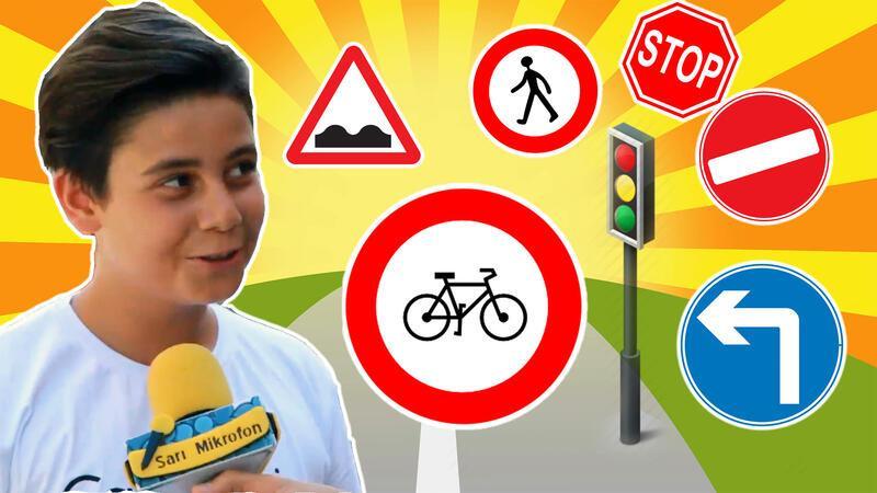 Trafik İşareti Olsaydın Ne Olurdun? | Sarı Mikrofon