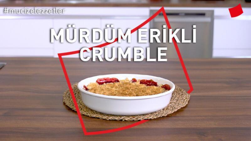 Mürdüm Erikli Crumble | Mucize Lezzetler