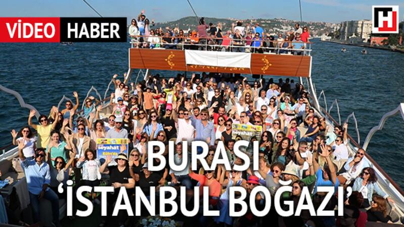 Burası 'İstanbul Boğazı'