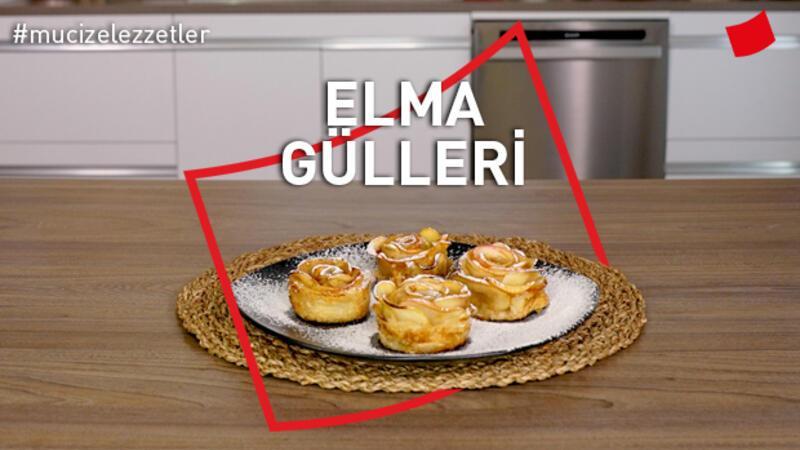 Elma Gülleri | Mucize Lezzetler