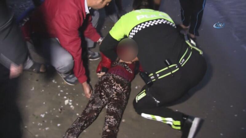 Mülteci teknesi battı ölü ve yaralılar var
