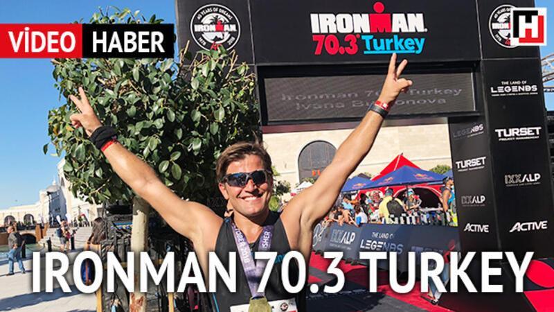 Ironman için 70 ülkeden 4 bin kişi Belek'teydi