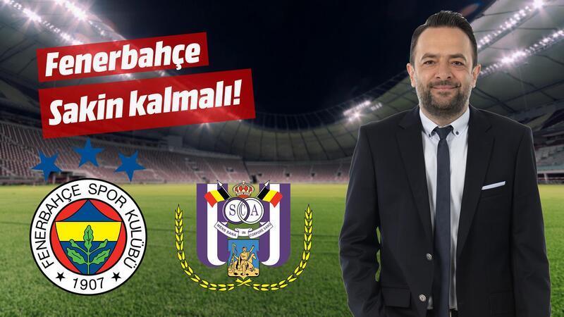 Fenerbahçe sakin kalmalı!