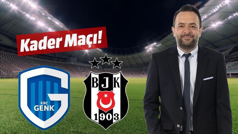 Beşiktaş için kader maçı!