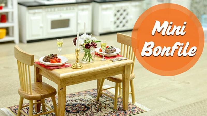 Mini Türk Mutfağı - Mini Bonfile