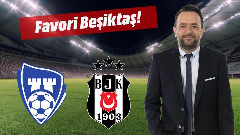 Beşiktaş, dünyanın her yerinde Sarpsborg'u yenebilir!