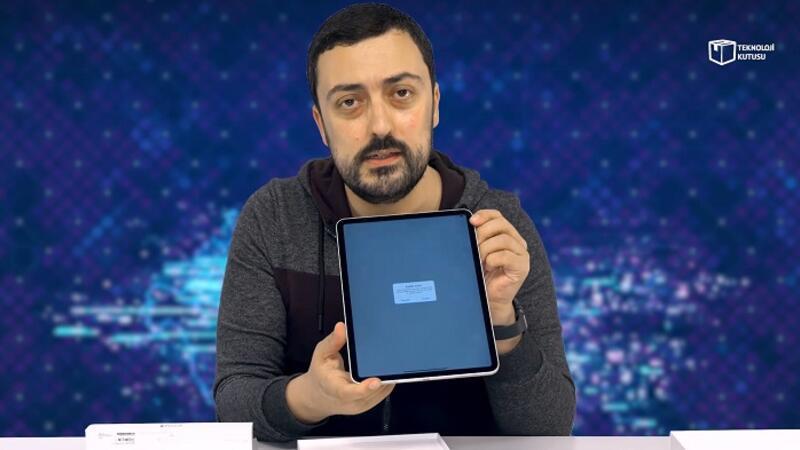İşte Apple'in yeni iPad Pro'su   Teknoloji Kutusu