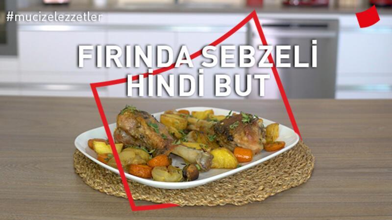 Fırında Sebzeli Hindi But | Mucize Lezzetler