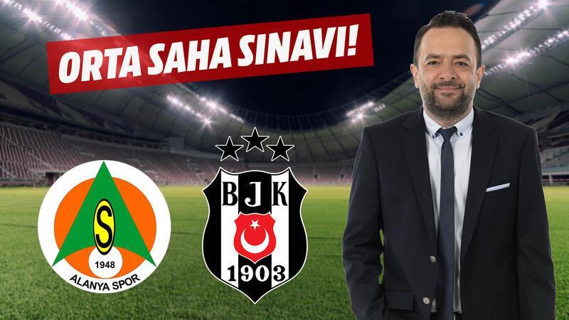 Beşiktaş'ın sert orta saha sınavı!