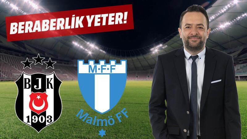Beşiktaş'a beraberlik yeterli!