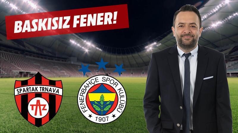 Fenerbahçe'nin üstünde baskı olmayacak!