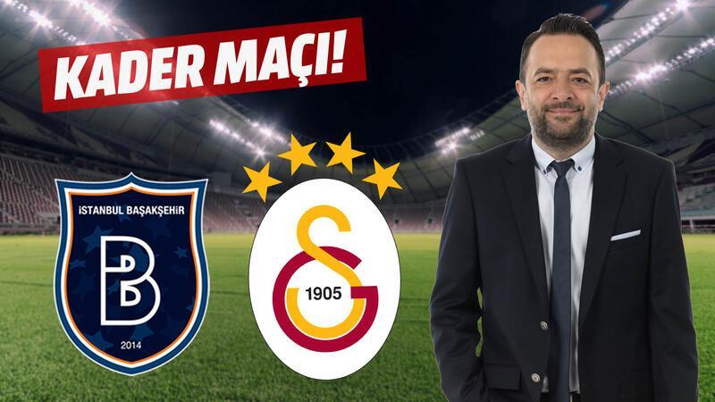 Galatasaray için kader maçı!
