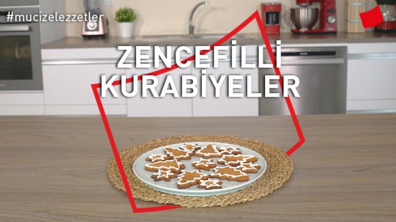 Zencefilli kurabiyeler | Mucize Lezzetler