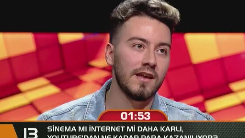 Enes Batur Youtube Dan Para Kazanma Sirrini Acikladi Hurriyet Tv