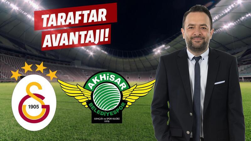 Galatasaray'ın avantajı taraftarı!
