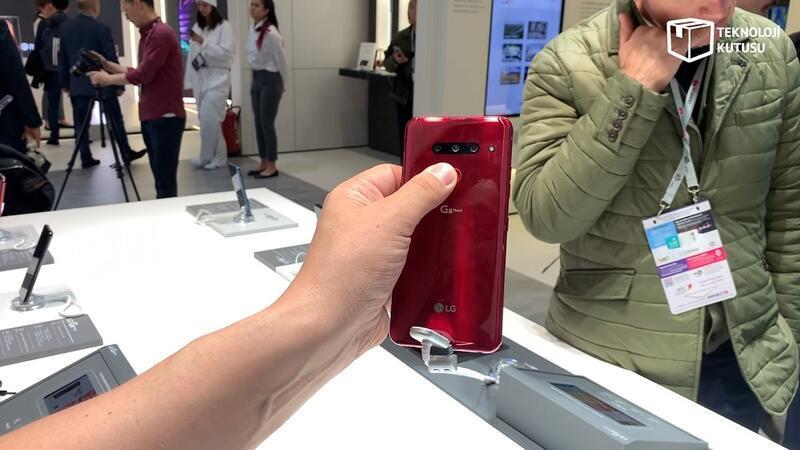 LG G8 ThinQ resmen tanıtıldı!