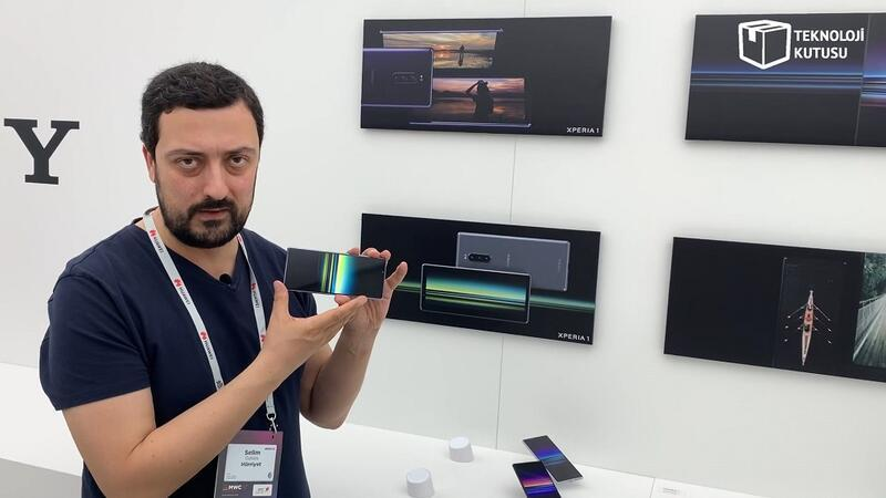 Sony Xperia 1: Sony sahalara geri dönüyor!