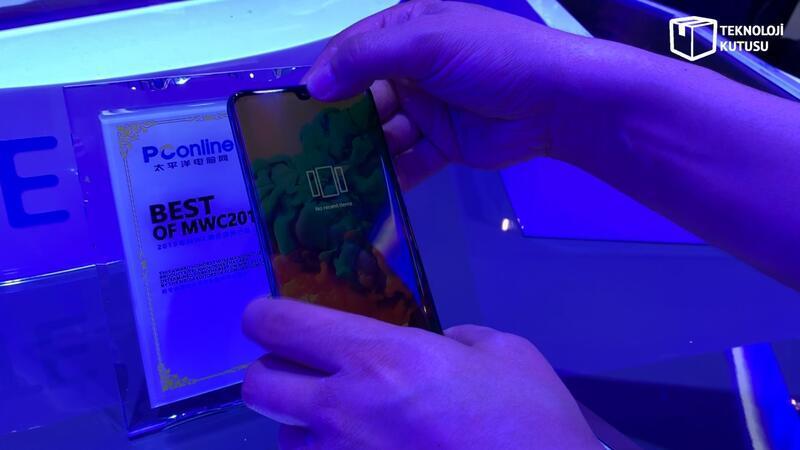Türkiye'ye çok uzak telefon: ZTE Axon 10 Pro 5G