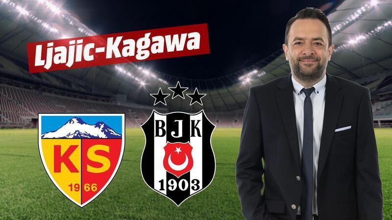 Ljajic-Kagawa'yı görme zamanı.