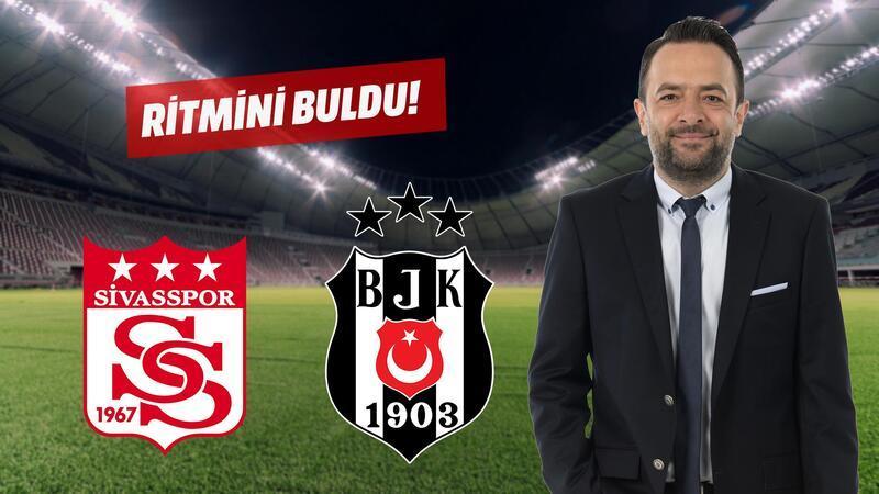 Beşiktaş ritmini buldu
