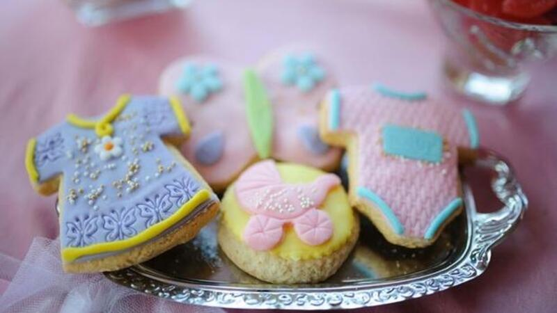 Hoşgeldin bebek kurabiyesi nasıl yapılır?