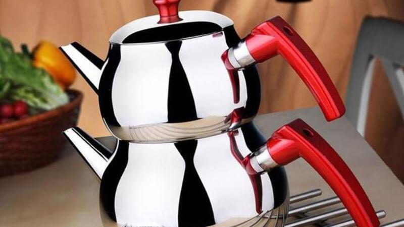 Çaydanlık nasıl parlatılır?
