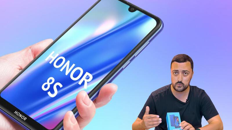 Çinlilerden düşük bütçeli telefon: Honor 8S