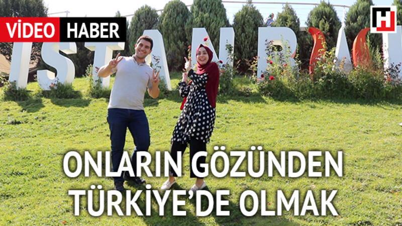 Onların gözünden Türkiye'de yaşamak
