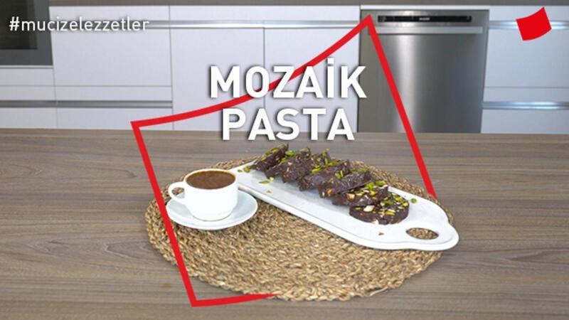 Mozaik Pasta | Mucize Lezzetler