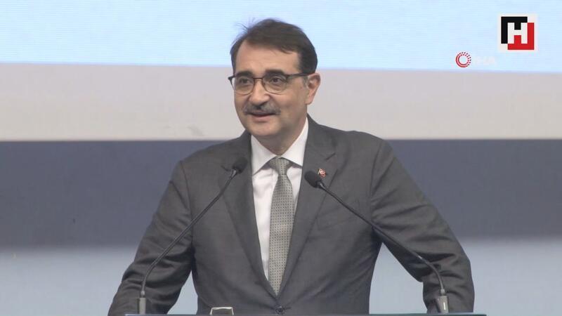Enerji Bakanı'ndan net mesaj: Türkiye asla geri dönmeyecek